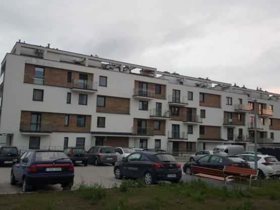 Blok w Kielcach, ul. Kazimierza Wielkiego