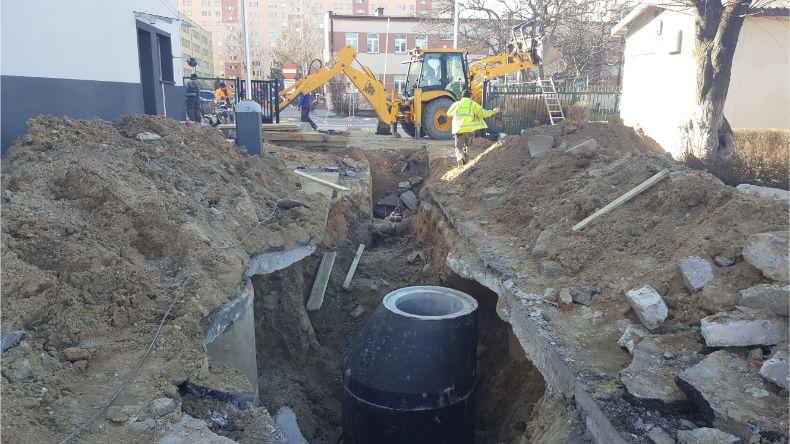Montaż kanalizacji deszczowej